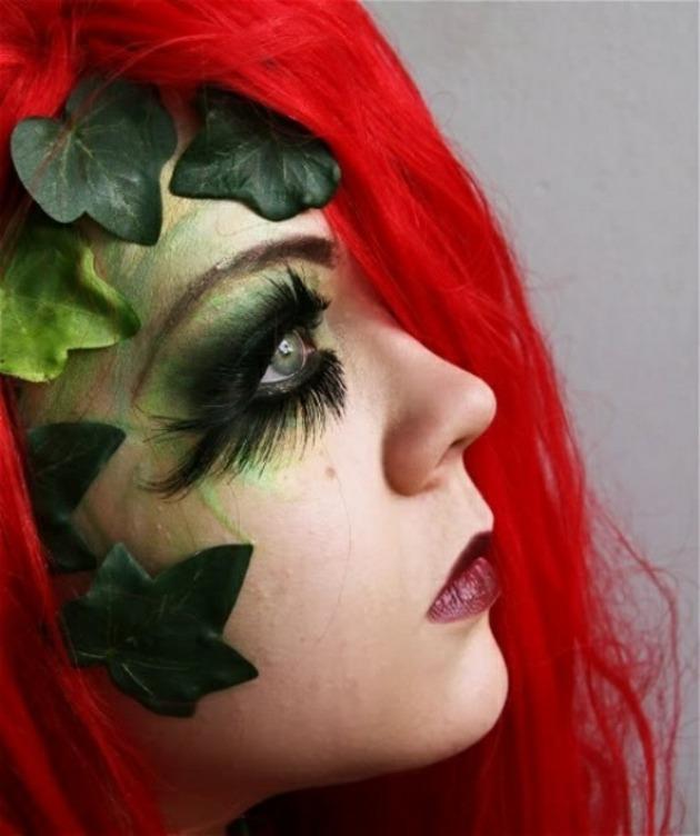 plantas cara hojas estilo verdes