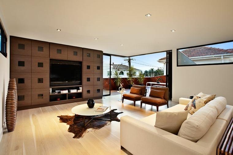 salones con encanto alfombra piel Platinum Building Group ideas