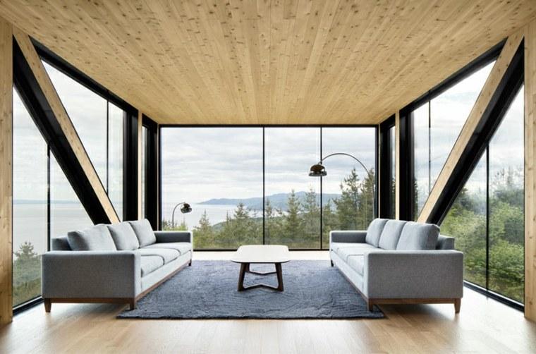 salones con encanto diseno ACDF Architecture ideas