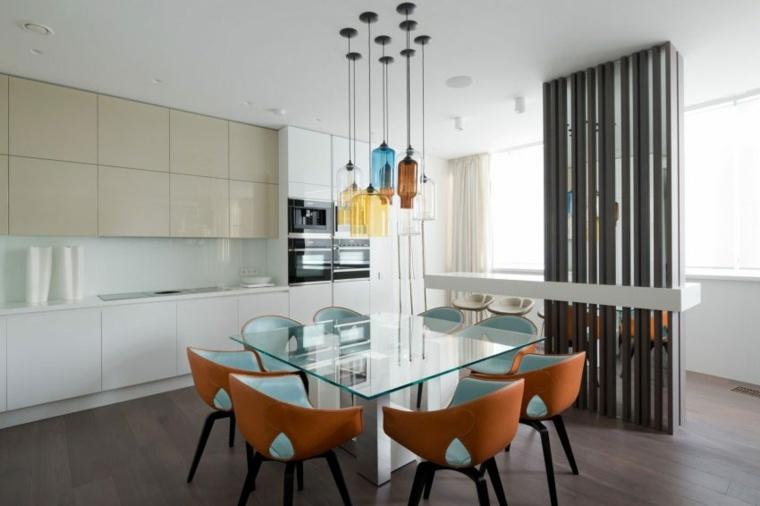 separadores ambientes dormitorio diseno Alexandra Fedorova ideas