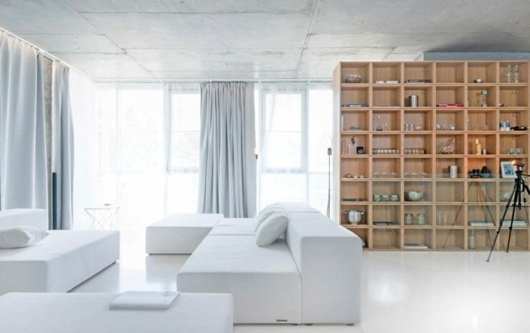 separadores ambientes habitaciones diseno ARCH 625 apartamento moscu ideas