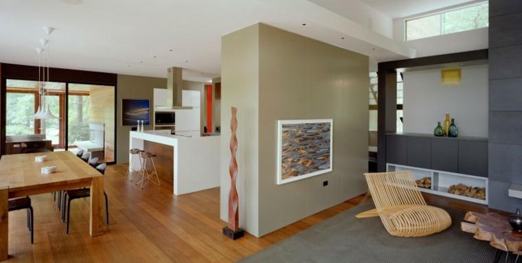 separadores ambientes habitaciones diseno Robert Young ideas