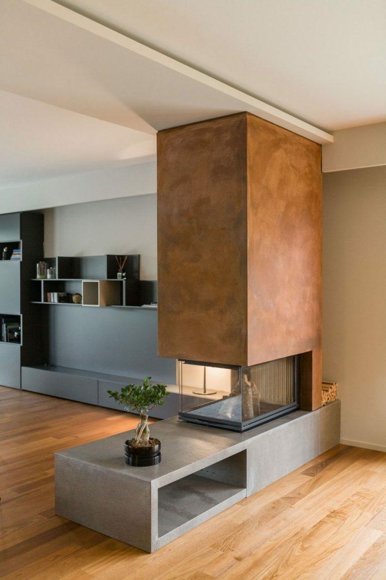 Separadores originales para crear ambientes personales - Muebles separadores de espacios ...