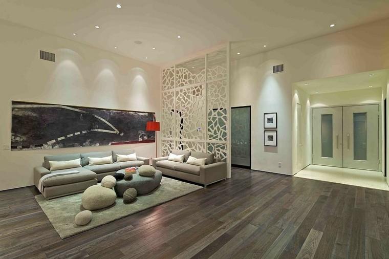 separadores ambientes habitaciones diseno contemporaneo ideas