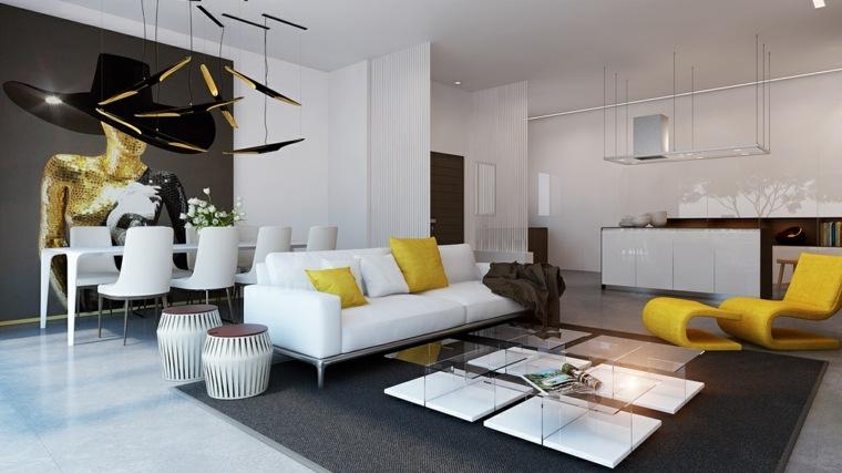 separadores ambientes habitaciones diseno opciones entrada ideas