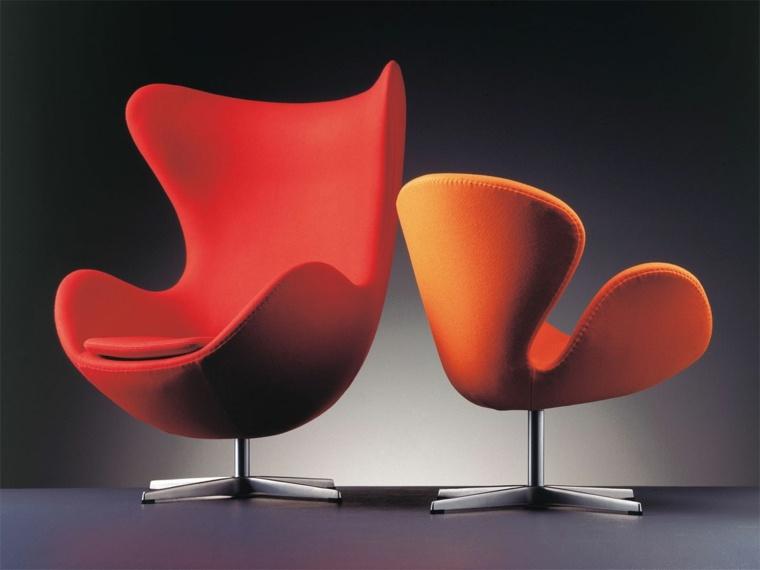 sillas de diseño salón