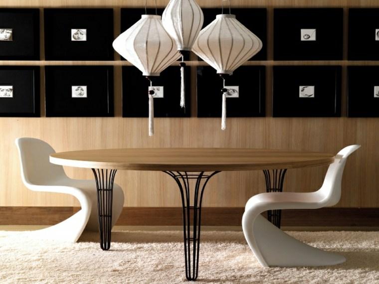 Sillas originales para el interior - Sillas de salon clasicas ...