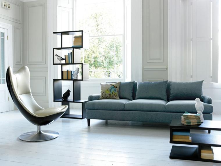 sillas modernas salón