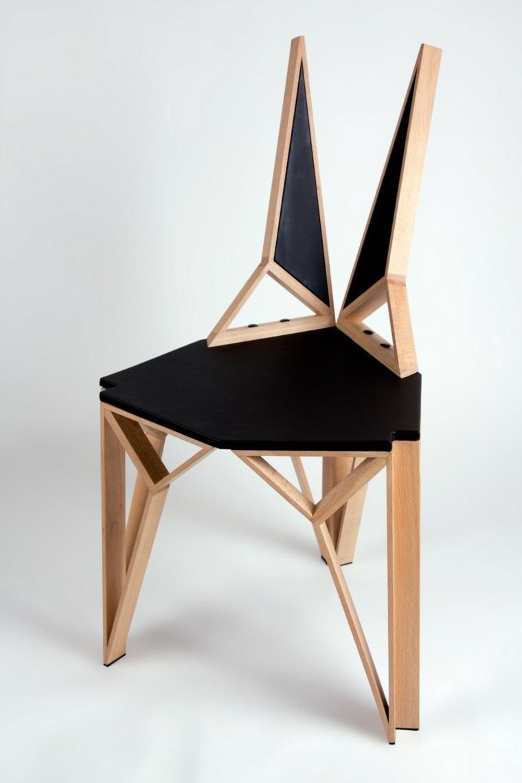 sillas originales mariposa