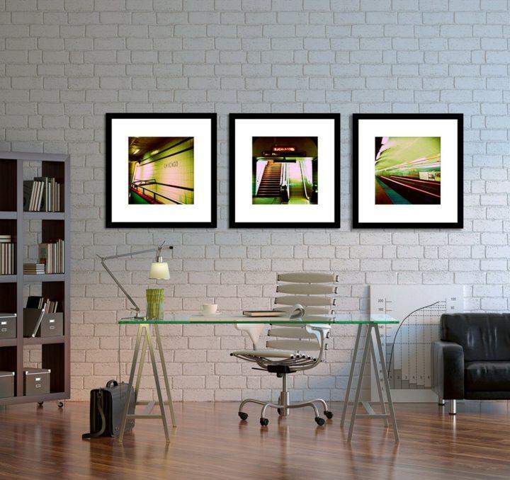 simetris espacios colores fuentes oficina