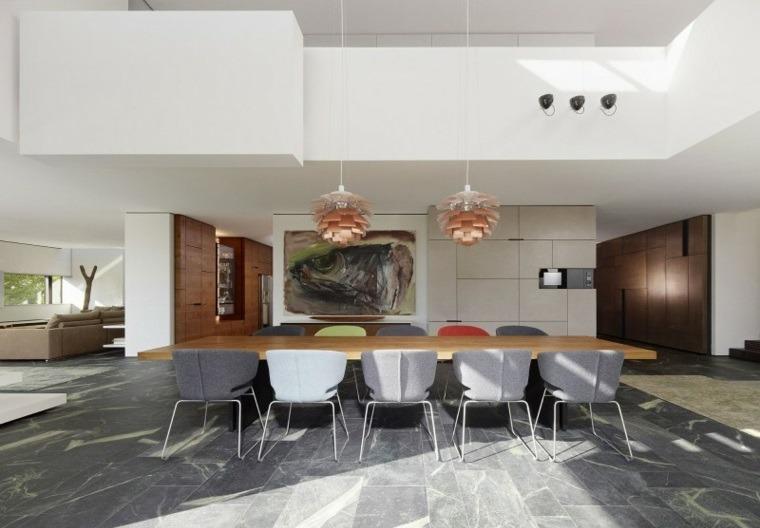 suelo radiante piedra Alexander Brenner Architekten ideas