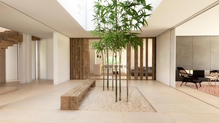 Suelo radiante de piedra 34 opciones originales - Suelos de casas modernas ...