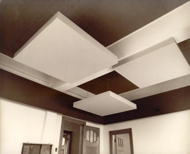 techo de madera diseño