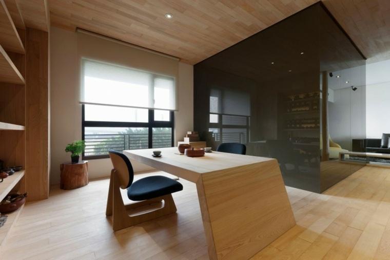 techos de madera diseno interiores casa disenada J C Architecture ideas