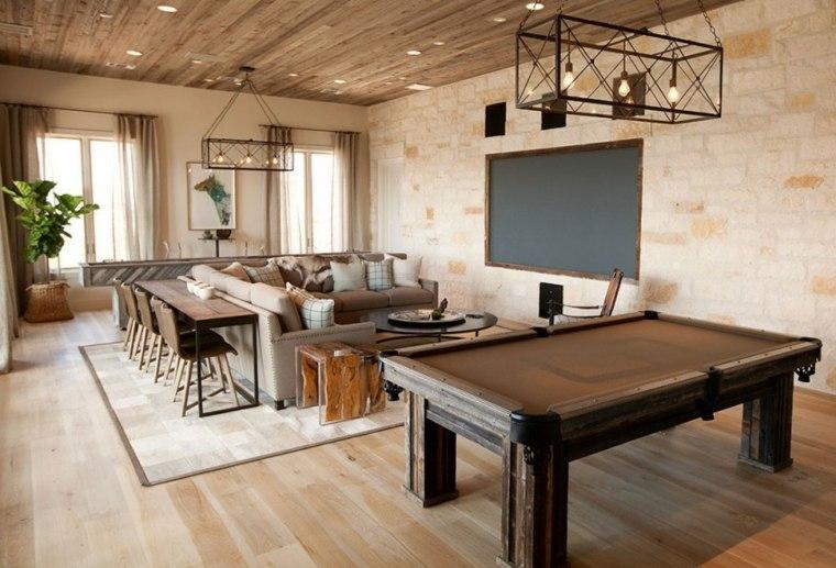 techos de madera diseno interiores casa disenada Tracy Hardenburg