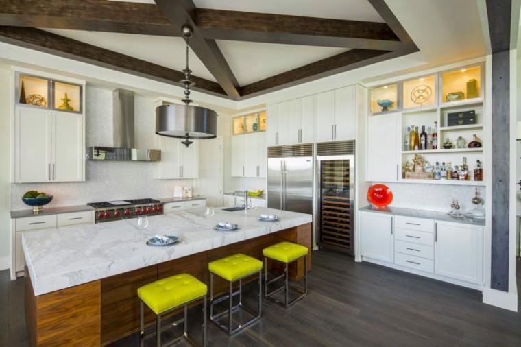 techos madera diseno interiores casa disenada Vanguard Studio Inc ideas