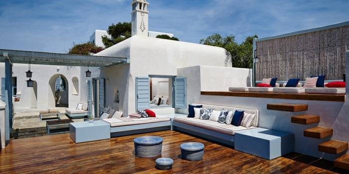 terrazas espacios modelos diseño madera