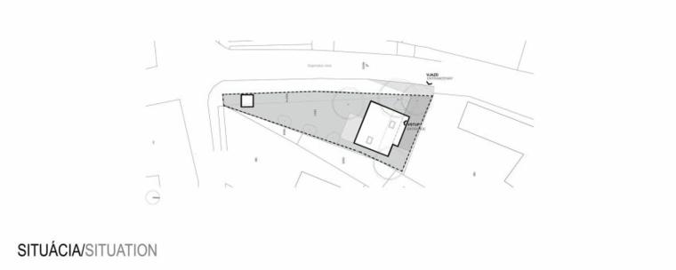 ubicacion casa exteriores rodeada pequeño