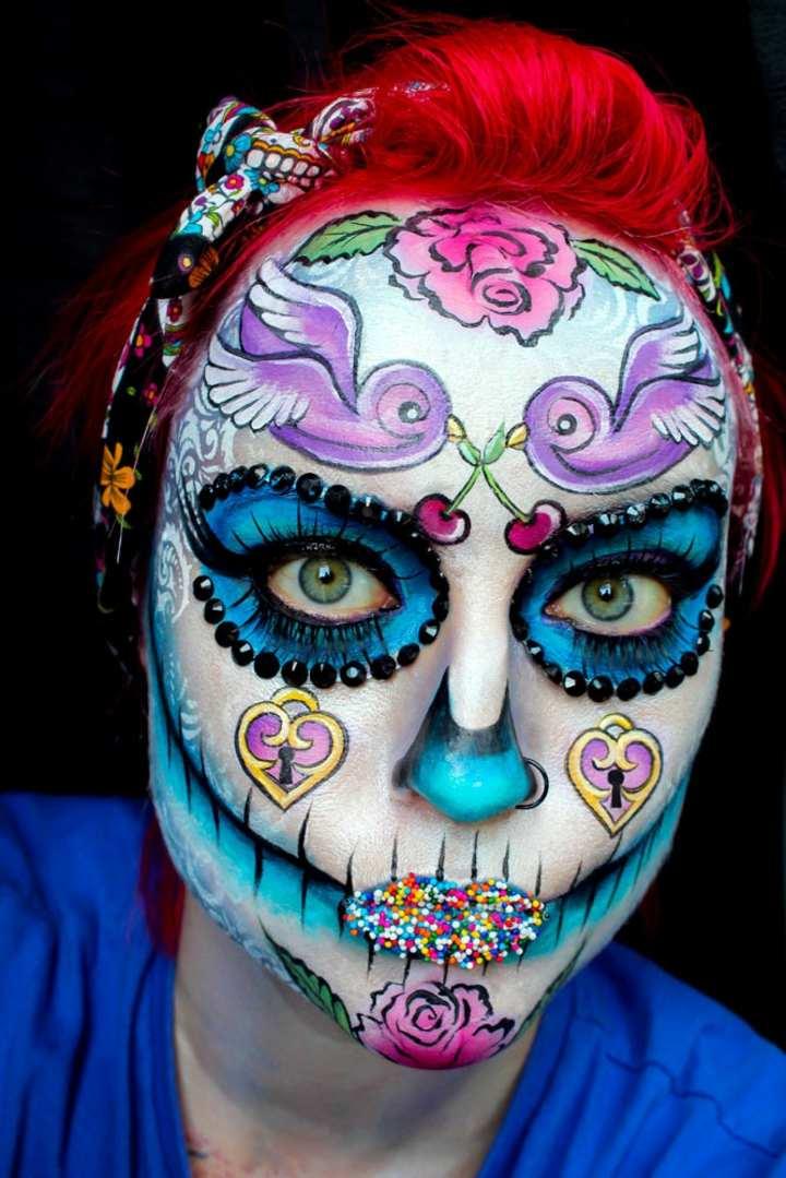 anna czajak rostro estilos colores pinturas