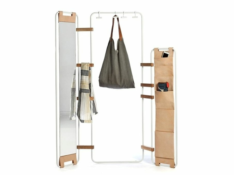 frames hinges diseño recibidor