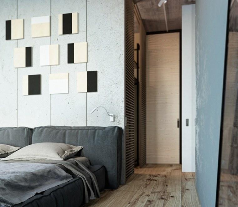habitación moderna Landusheva Nastia