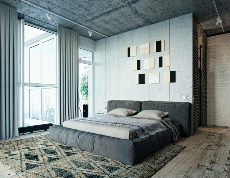 dormitorio diseñado Landusheva Nastia