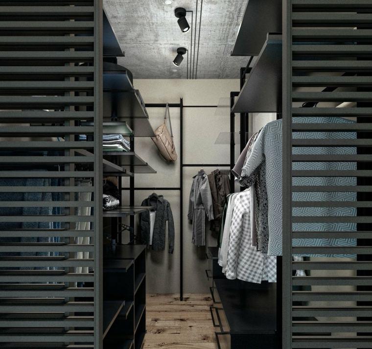 vestidor diseño Landusheva Nastia