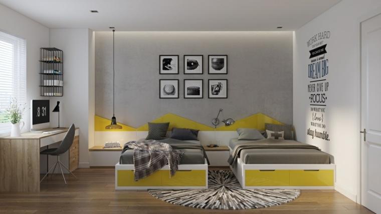 dormitorio moderno de Thanh Minh