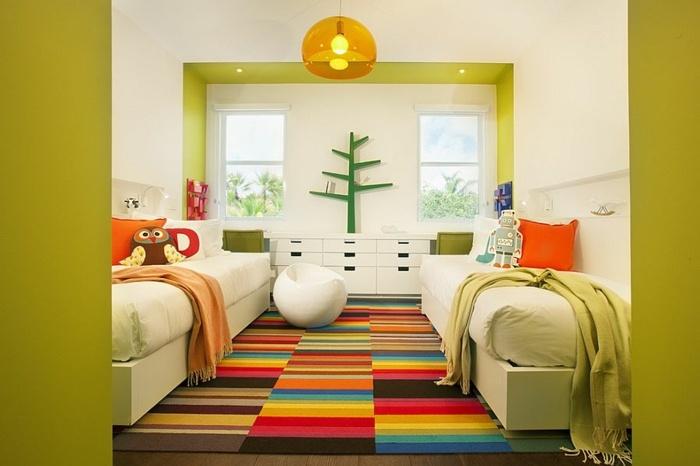 alfombras colores gama ideas verdes