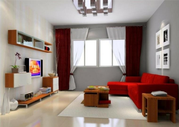alfombras modernas interior