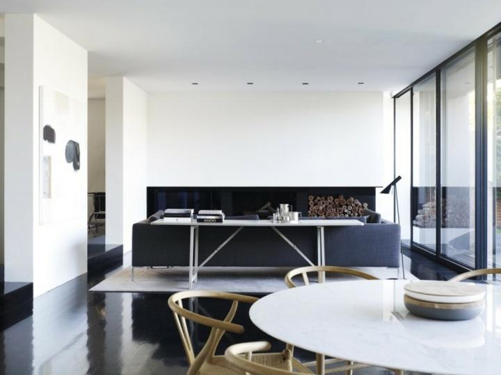 almacenamiento lena materiales mesas madera