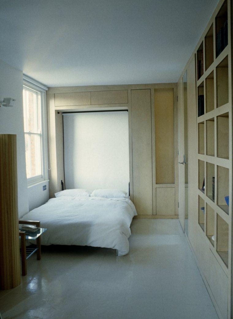 apartamento tipo estudio cama Murphy