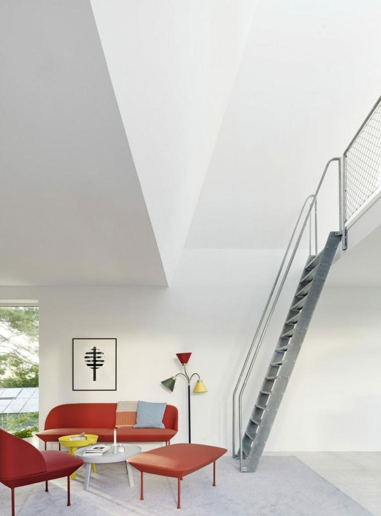 arquitectura uentes interiores jardines escalera