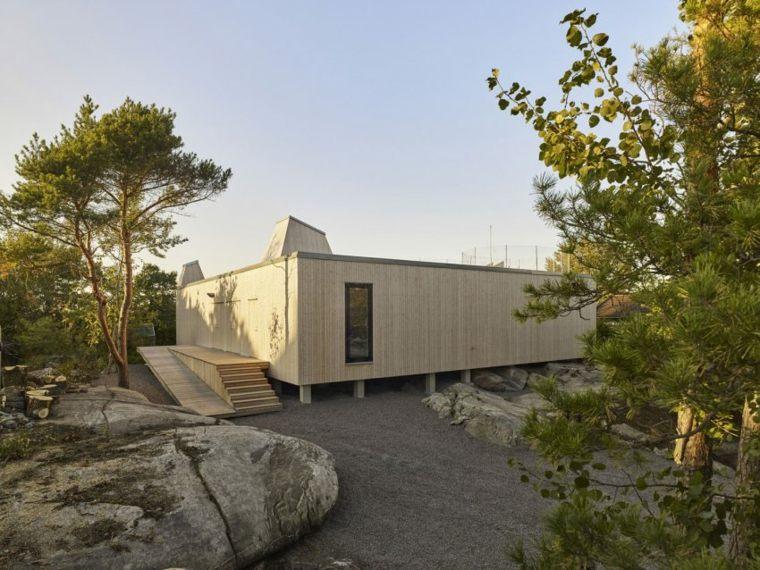 arquitectura ideas especiales modernas rocas