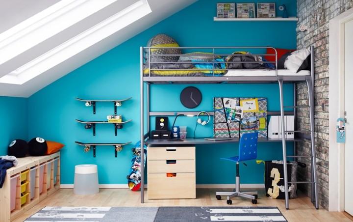 atico espacio ahorro muebles suelos