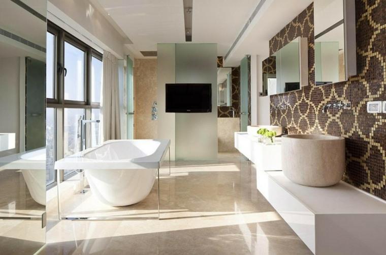 baldosas para baños modernos