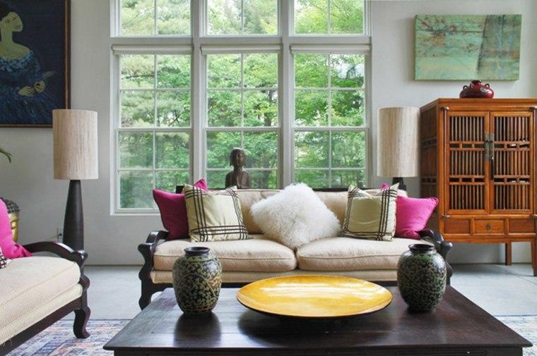 bonita sala de estar