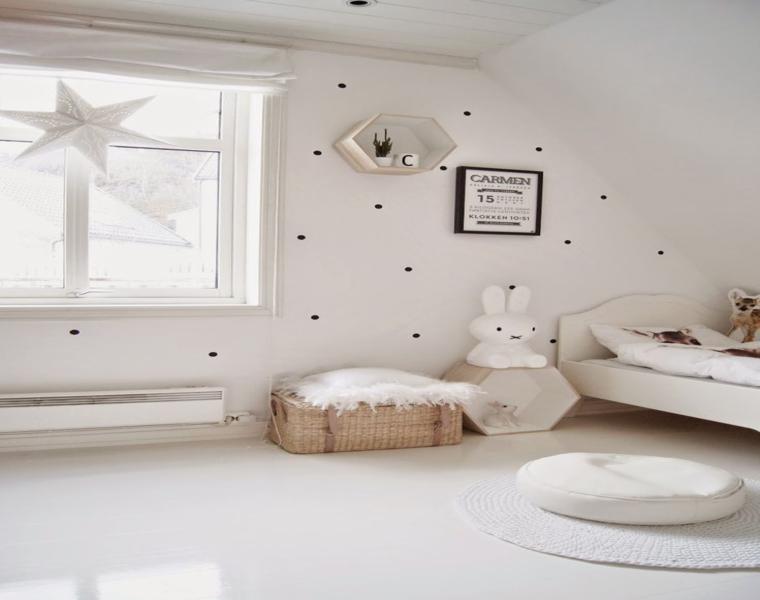 bonito diseño dormitorio infantil