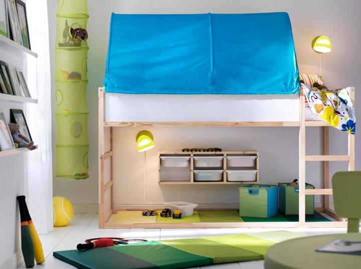 cajas paredes muebles especiales luces