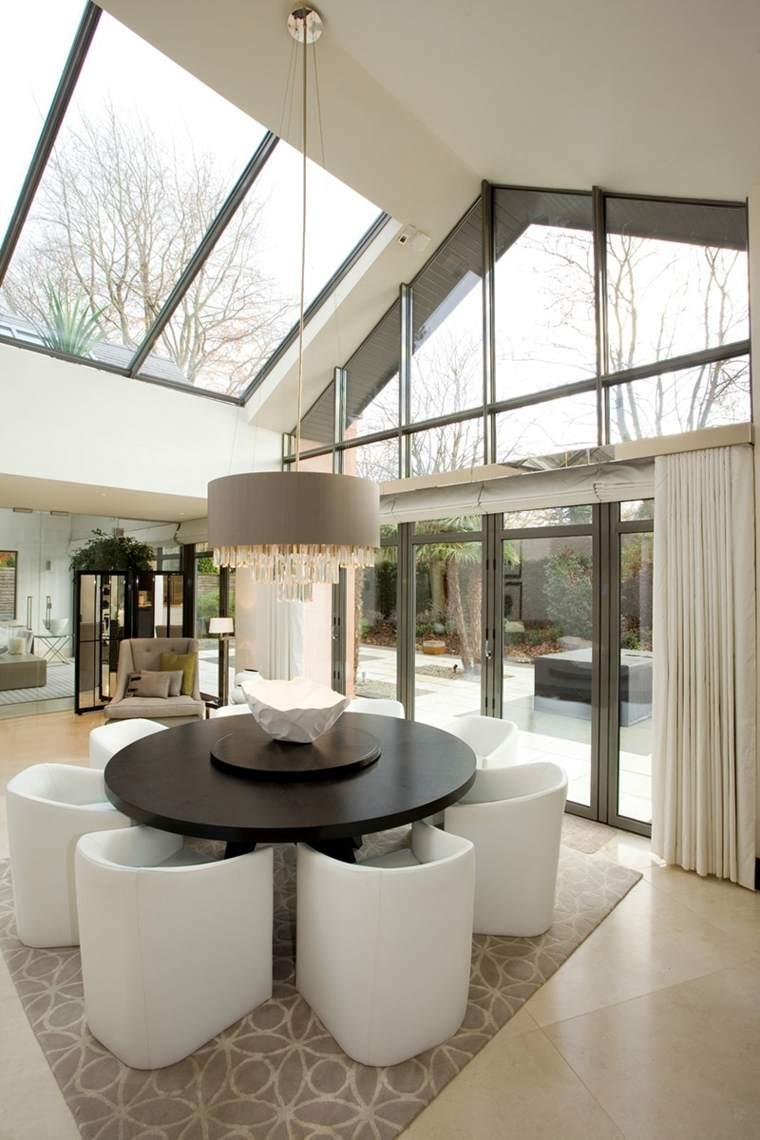 casa de vidrio original