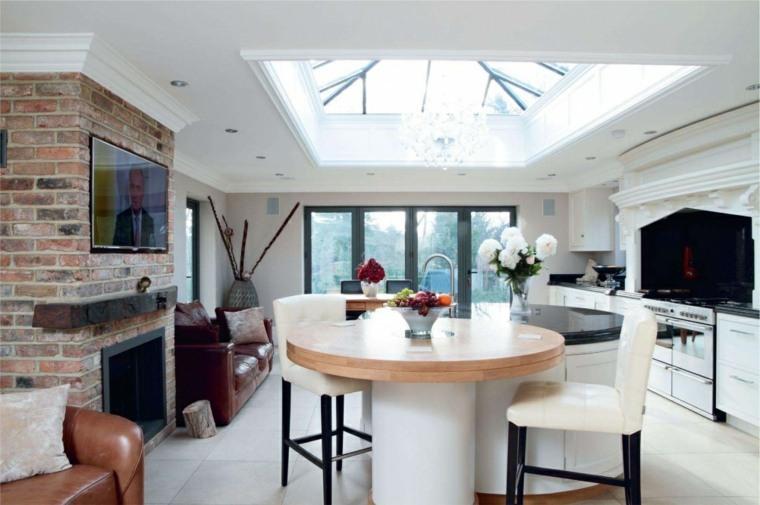 casas de cristal elegantes modernas