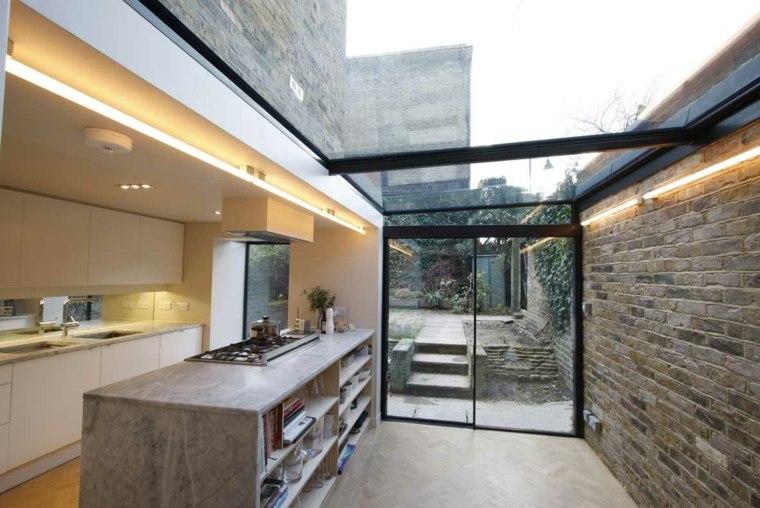 casas de cristal modernas originales