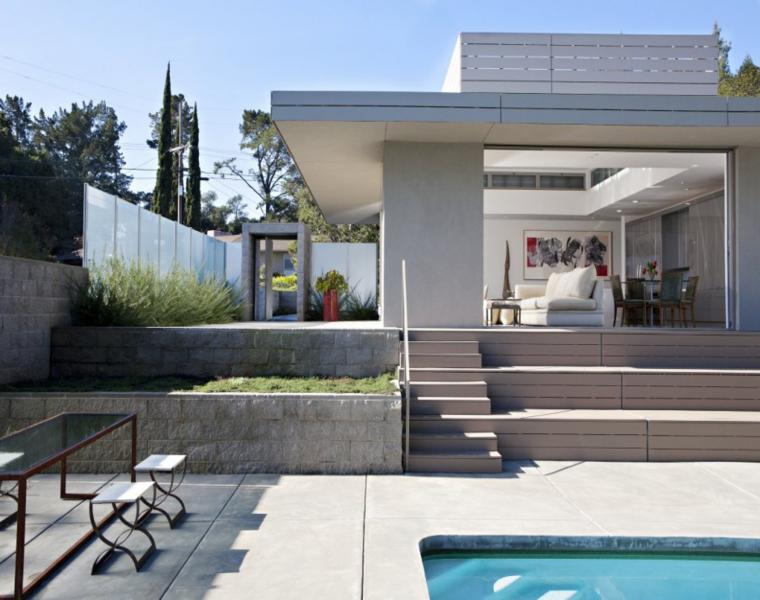 casas modernas de estilo minimalista - Casas Minimalistas