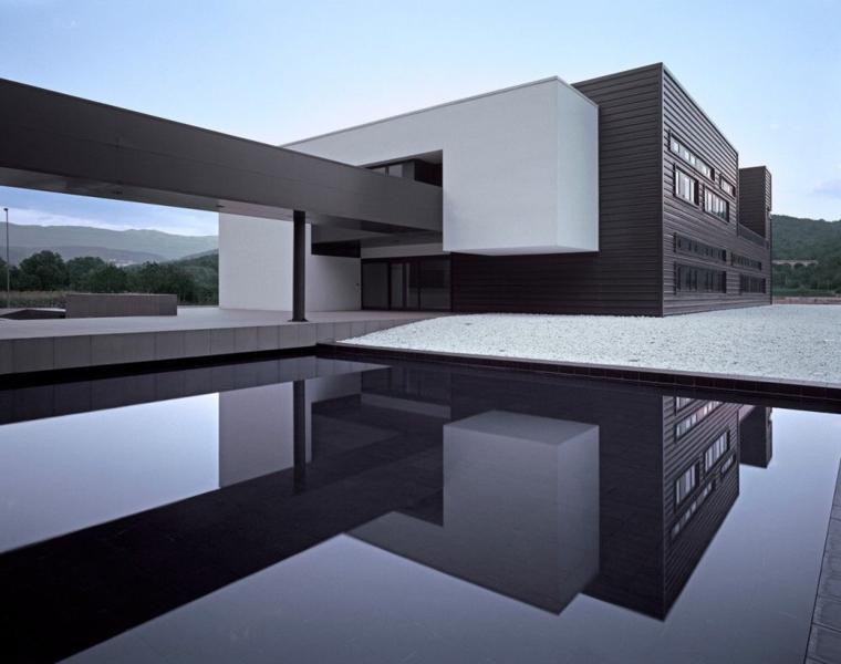 casas minimalistas diseño moderno