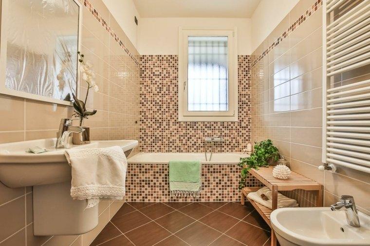 Mosaicos para ba os ideas inspiradoras - Ceramicas para el bano ...