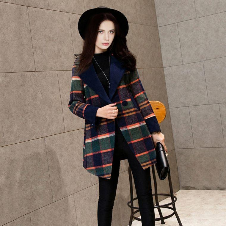 chaquetas para mujeres otoño