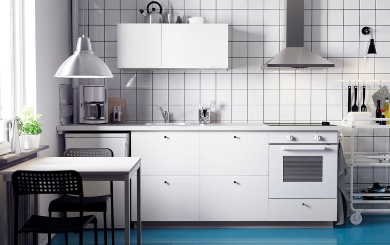 Cocina ikea inspiraci n para tu hogar for Diseno cocinas pequenas
