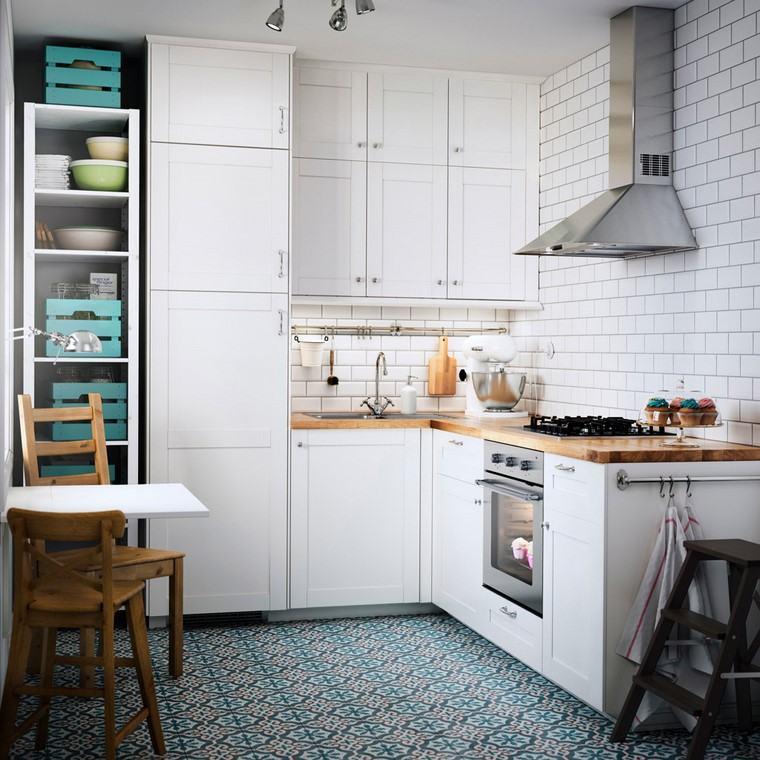 cocina ikea diseno espacio cocinar pequeno ideas