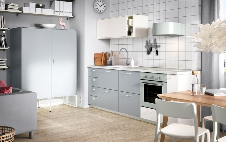 cocina ikea diseno espacio vida moderno ideas