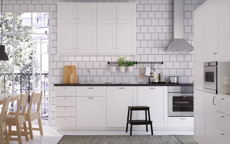 cocina ikea diseno estilo clasico nordico ideas
